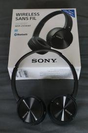 Kopfhörer Sony MDR-ZX330BT