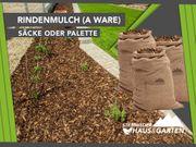 Rindenmulch Mulch Rindenhäcksel - Säcke oder