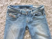 Coole Diesel Jeans stonewashed