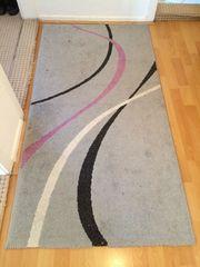 2 gebrauchte Teppiche