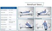 Pflegebett RotoFlex® Basic - Die Basis