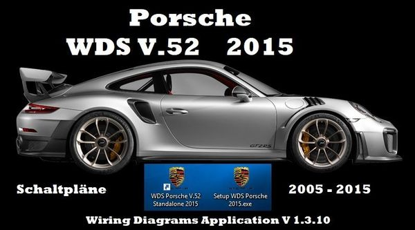 Peachy Porsche Wds V 52 2015 Wiring Diagram Application V 1 3 10 Wiring Digital Resources Otenewoestevosnl