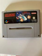 R-Type Super Nintendo