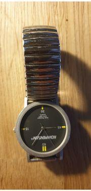 Herren Quarz Kompensensan Uhr