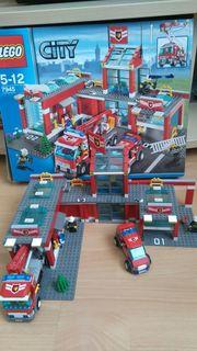 Lego City Feuerwehr 7945