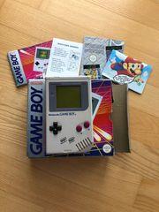 Gameboy Classic und Lupe