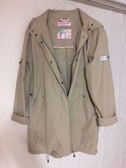 Frieda Freddies Parka Mantel Jacke