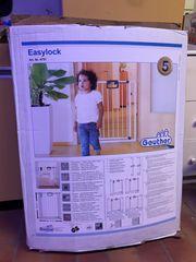 Geuther Easylock Tür und Treppenschutzgitter