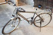 Gebrauchtes Fahrrad für Herren