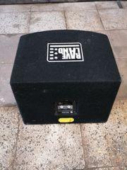 Bassbox mit 1100 Watt Endstufe
