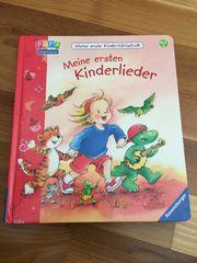 Buch meine ersten Kinderlieder