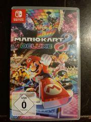 Mario Kart 8 Deluxe - Nintendo