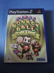 PS2 Spiel Super Monkey Ball