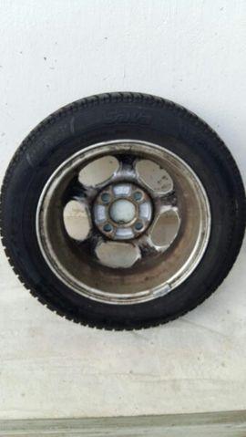Bild 4 - Ein Ford Ka Reifen Sonderedition - Hückelhoven