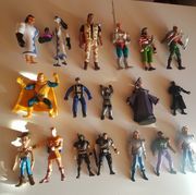 KONVOLUT MARVEL DISNEY ACTIONFIGUREN HELDEN