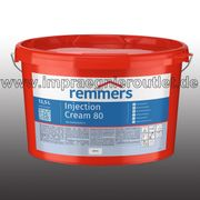 Remmers Injection Cream 80 Horizontalsperre
