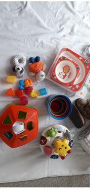 Kleinkind Baby-Spielsachen Zubehör teils NEU