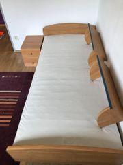 Gästebett für Bergkirchweih
