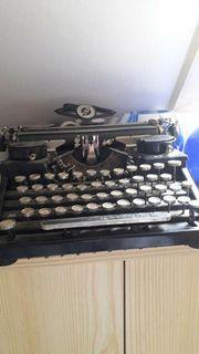 Kleinschreibmaschine Merz Erscheinungsjahr 1926