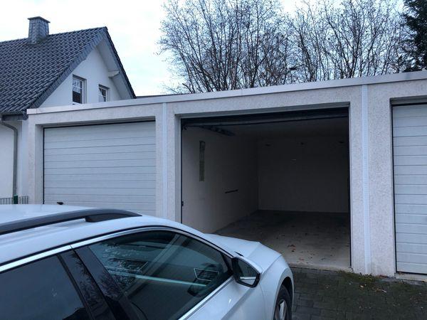 Garage in Geseke Ostmauer zu
