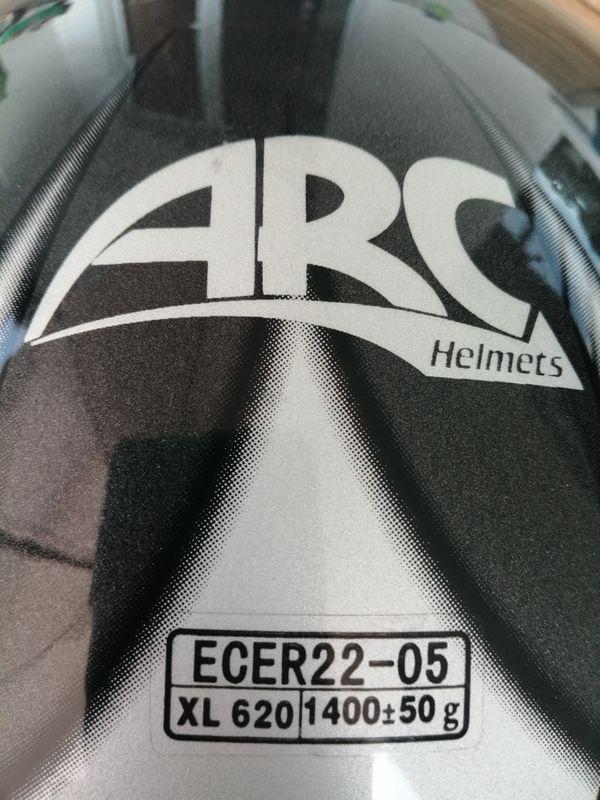 Motorrad Helm von ARC - MR-60