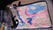 Filztasche mit Reißverschluss und Futter