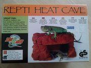 Heizstein beheizbare Höhle Repti Heat