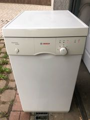 Bosch 45 cm Spülmaschine
