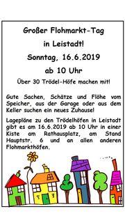 16 6 2019 - Großer Hoftrödel-Tag