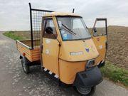 Piaggio Ape 50 TL2T Kabinenroller
