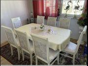 luxus Barock Antik Stil Esszimmer