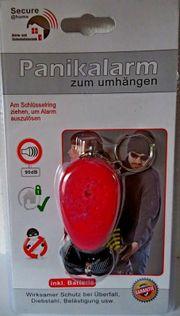 Top Sicherheit Neuer mobiler Panik-Alarm