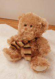 Kuscheltier Stofftier Bär Braun Teddybär