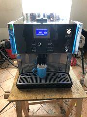 Wmf bistro Kaffeevollautomat gewartet und