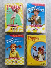 4 x Pippi Langstrumpf ab