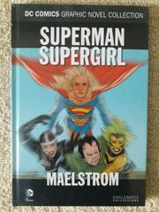 Superman Supergirl Maelstrom DC Comics