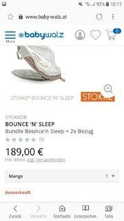 Stokke Bounce n Sleep Komplett -