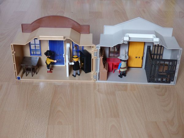 Playmobil Wersternstadtbox