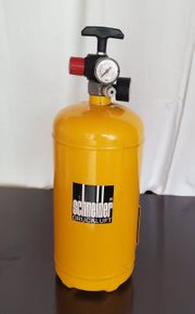 gebrauchte Druckluftflasche Schneider 6 Liter