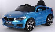 Kinderfahrzeug - Elektro Auto BMW 6GT -