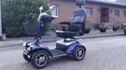 elektromobil E-Scooter E-Mobil 15kmh Shopprider