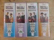 Serie Jeeves Wooster Staffel 1-4