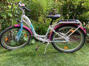 Puky Skyride Mädchen Fahrrad 24