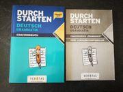 Übungsbücher Deutsch Grammatik