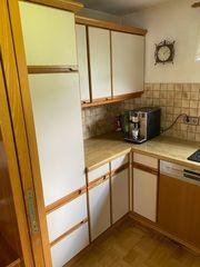 Küche mit Geräten zu verkaufen