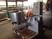 Brikettpresse 60 mm Holzbrikett