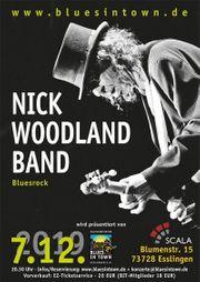 Blues in Town präsentiert Nick