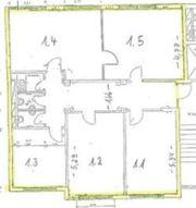 Abgeschlossene Büroeinheit ca 149 m²