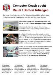 Suche Büro in Darmstadt Arheilgen