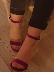 Nylonstrumpfhosen und Socken